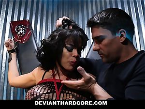 DeviantHardcore - Latina mummy dominated