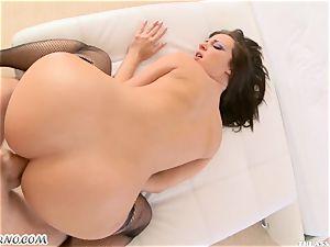 large bums' deep romping #6 ultra-kinky Jada Stevens likes ass fucking