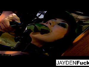 Jayden gets active on a lucky solo rod