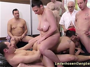 extreme groupsex plow soiree fuck-a-thon