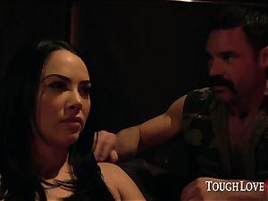 TOUGHLOVEX Kristina Rose plumbed by Karls phat sausage
