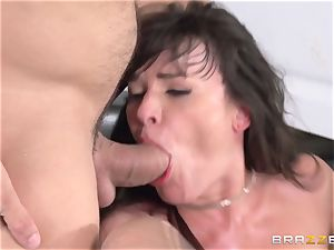 Dana DeArmond gets just what she wanted
