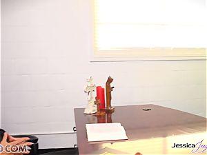 lesbos Jessica Jaymes and Nikki Benz forbidden love