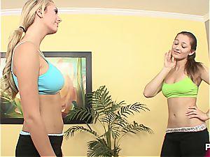 Dani's showdown with Brett Rossi