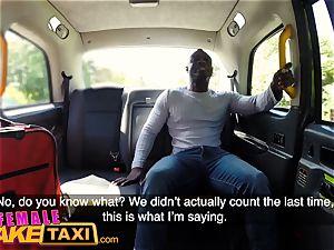 woman fake cab ultra-kinky Ava Austen can't fight back manmeat