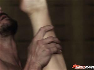 uber-sexy ultra-cutie Kayden Kross gets her vengeance on her fresh stepfather