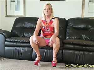 The mom son-in-law bevy with Ms Paris Rose