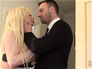 PASCALSSUBSLUTS - bdsm Jaiden West analled and cum-shot
