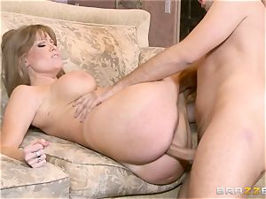 milf Darla flog face adorned in spunk
