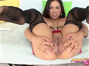PervCity Lana Violet chinese rectal nubile