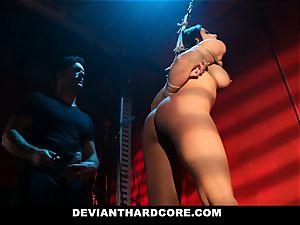 DeviantHardcore - nubile Gets rock-hard snatch porking