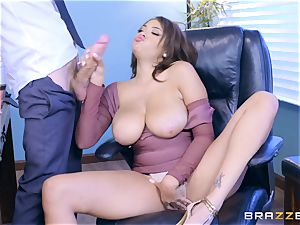 Cassidy Banks plumbed by Danny D