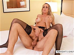 Brandi love mummy prostitute nailed firm