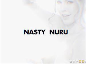 fast hatch smashing nuru rubdown with Ella Nova
