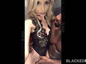 BLACKEDRAW tiny ash-blonde predominated by dark-hued boy