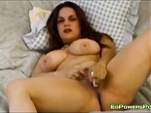 huge-chested nubile screwed by Ed Powers