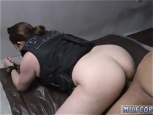 blond white lingerie anal first time Purse Snatcher Learns A Lesboss s sonnie
