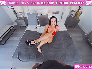 VRBangers super-steamy German cougar screwing While On The Phone