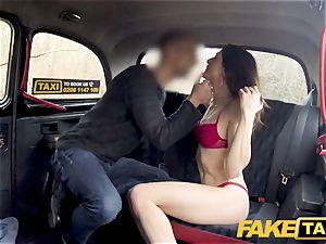 fake cab rigid fuckin' rocks cab cab with taut fuckbox