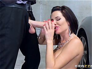 ultra-kinky mature Veronica Avluv bent over and romped