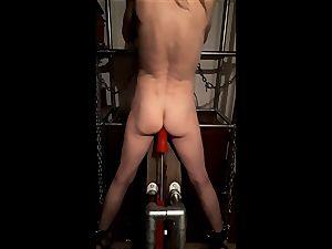 RachelSexyMaid - 12 - dungeon Standing penalty