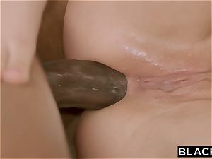 BLACKED Lana Rhodes Can't Stop cuckold With anal big black cock