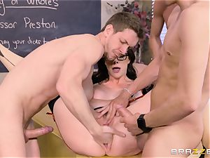 Chanel Preston porked in every crevice