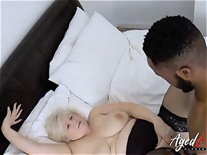 AgedLovE Lacey Starr xxx bi-racial shag