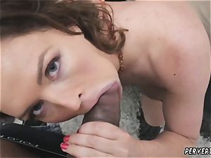 Russian mommy and playfellow compeer sauna fledgling catches Krissy Lynn in The Sinful