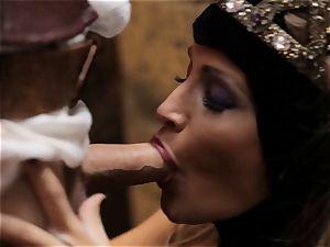Mean goddess Jessica Drake bans her subordinated