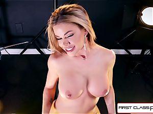 see Jessa Rhodes taking a big fuck-stick down her hatch