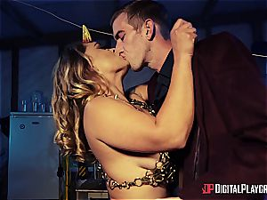 Danny D uses his pipe to bait a succubus